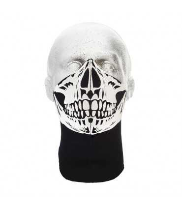 BANDERO FACE MASK SKULL LONG