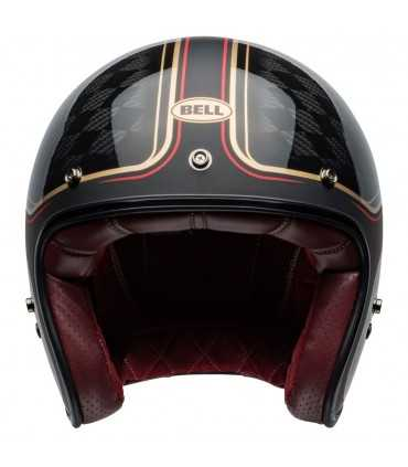 Bell Custom 500 Carbon Rsd Checkmate