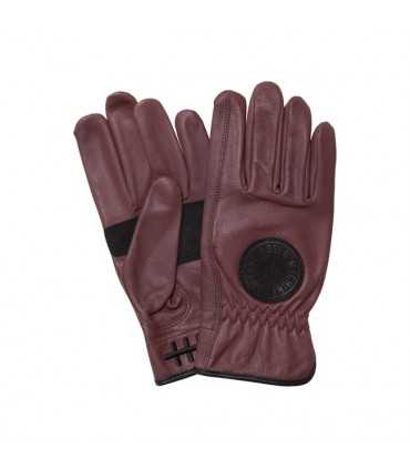 LOSER MACHINE DEATH GRIP GLOVES OXBLOOD