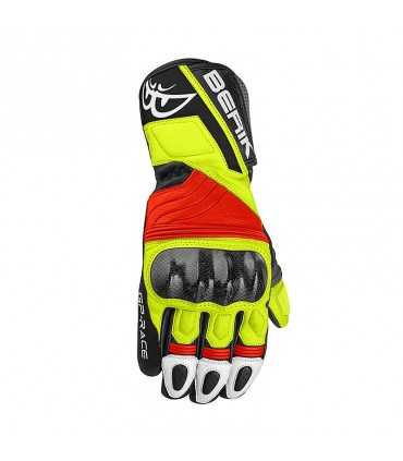 Gants racing Berik 2.0 race jaune