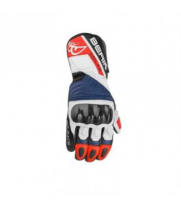 Racing gloves Berik 2.0 race blue