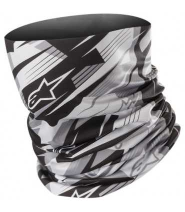ALPINESTARS NECKTUBE BLURRED NOIR