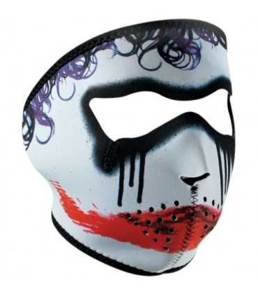 ZAN FULL FACE MASK TRICKSTER ONE SIZE
