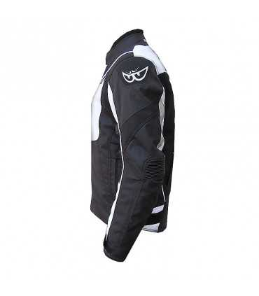 Berik 2.0 wp tech waterproof jacket black white
