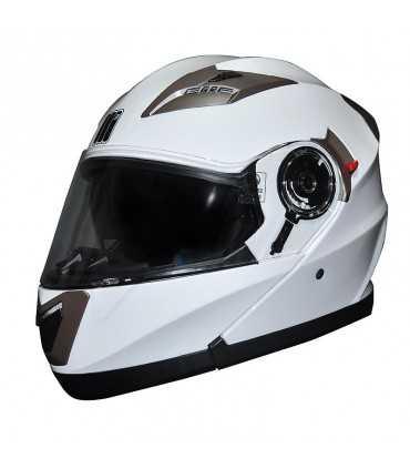 Casco Moto apribile Motocubo 925 bianco