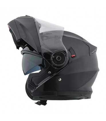 Casco Moto apribile Motocubo 925 nero opaco
