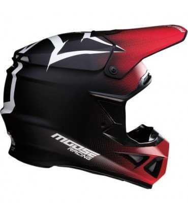 Moose Racing Agroid mips nero rosso