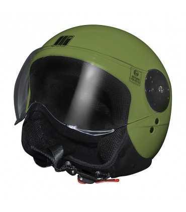 Jet Motocubo Jeko verde opaco