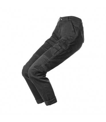 BY CITY MIXED SLIM JEANS NOIR