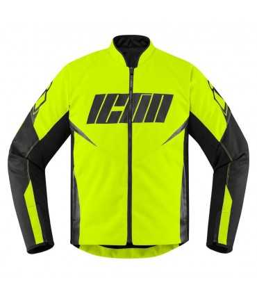 Veste Icon Hooligan jaune