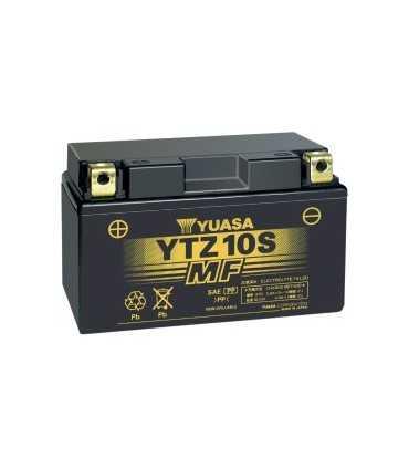 BATTERIE YUASA YTZ10S 12V 150 MM X 86 MM X 91,44 MM