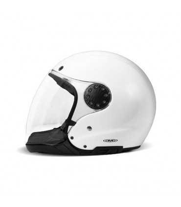 Helmet DMD A.S.R. white pearl