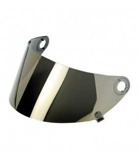 BILTWELL GRINGO S ANTI-FOG FACE SHIELD GOLD