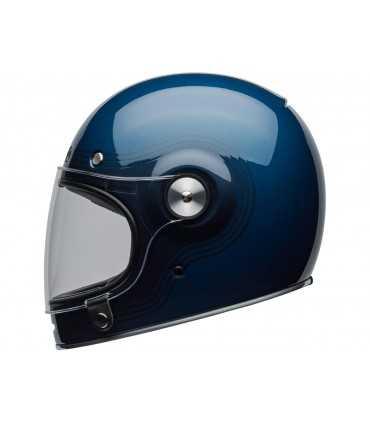 Bell Bullitt Dlx Flow blue helmet