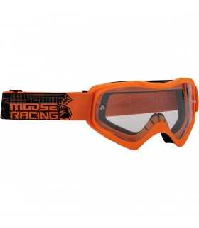 moose maschera cross  QUALIFIER arancio