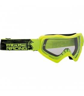 Moose GOGGLES QUALIFIER jaune