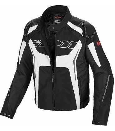 Jacket Spidi Tronik black white