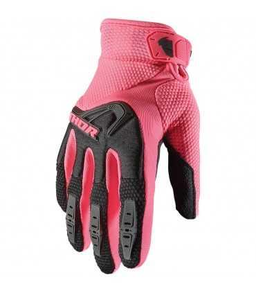 Thor Spectrum Gloves pink