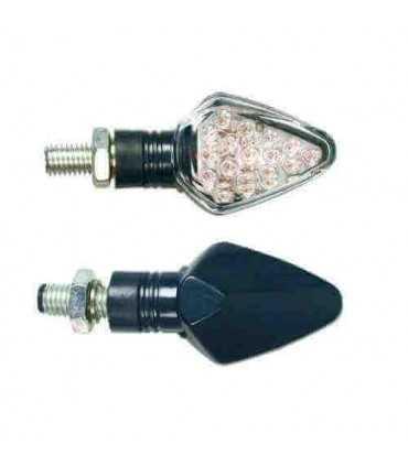 Penta, Richtungsanzeiger - 12V LED - genehmigt Schwarz
