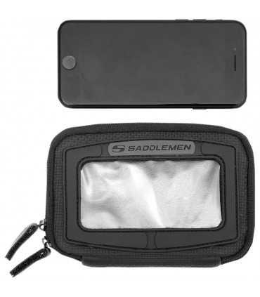 Sattelmen Magnetischer Smartphone-GPS-Anschluss