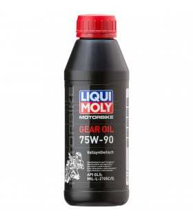 LIQUI MOLY GEAR OIL 75W90 FULLY SYNTHETIC 500 ML