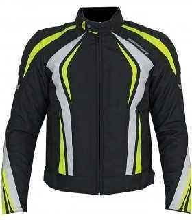 Prexport Pegaso jacket black yellow
