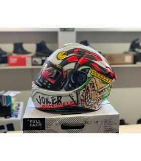 Mt Helmets Targo Joker A0 white