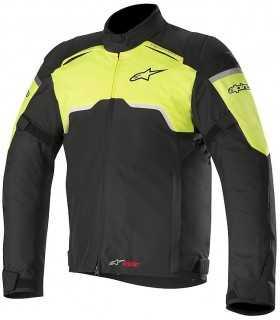 Alpinestars Hyper Drystar yellow jacket