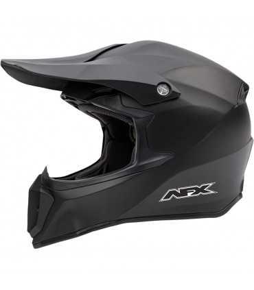 Cross helmet AFX FX-14 black matt