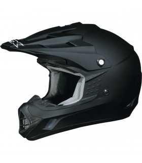 Cross helmet AFX FX-17 solid matt black