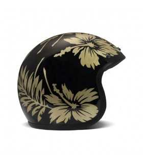 CASCO DMD VINTAGE FLOWER BLACK