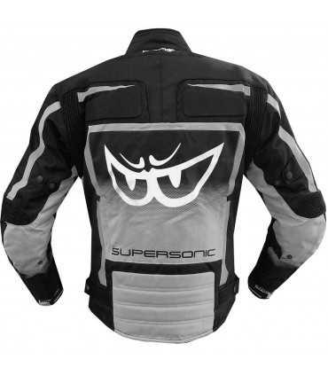 Berik Supersonic jacket black gray