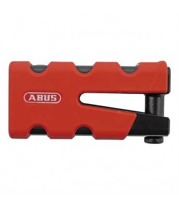 ABUS 77 GRANIT SLEDG 'GRIP STYLE' DISC BRAKE LOCK RED