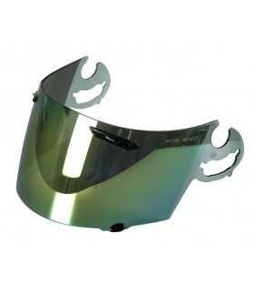Arai Mirror gold Visor Sai RX7 GP/Quantum/Quantum-ST/Quantum-ST PRO/Chaser-V/Chaser-V PRO/Axcess II