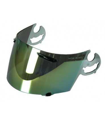 Arai visiera specchiata oro Tipo Sai RX7 GP/Quantum/Quantum-ST/Quantum-ST PRO/Chaser-V/Chaser-V PRO/Axcess II
