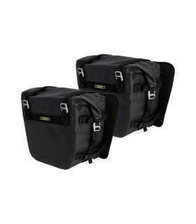 Nelson Rigg Deluxe wasserdichte Seitentaschen SE-3050-BLK