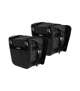 Nelson Rigg Deluxe waterproof saddlebags SE-3050-BLK