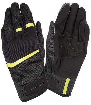 Tucano urbano Penna summer gloves black yellow