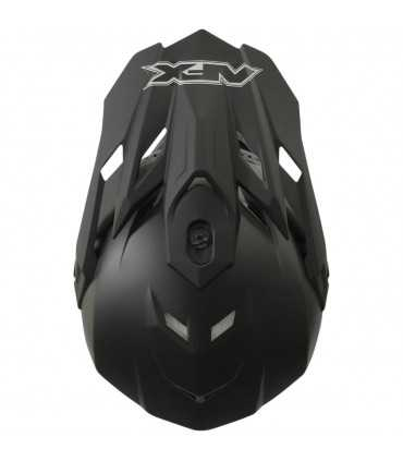 Motocross helmet AFX FX 19R black matt