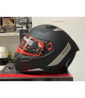 Mt Helmets Revenge 2 Solid A1nero opaco