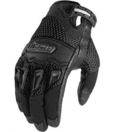 Icon Twenty-Niner Handschuhe schwarz