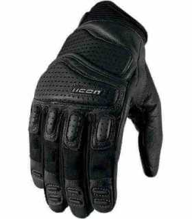 Icon Superduty 2 Handschuh schwarz