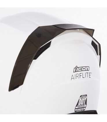 Icon Airflite rear spoilers smoke