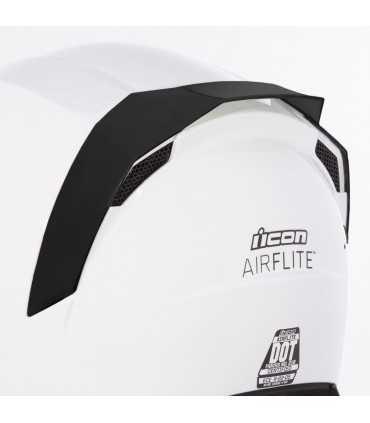 Icon Airflite rear spoilers schwarz matt