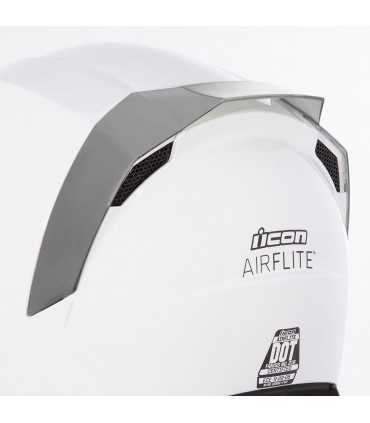 Icon Airflite rear spoilers silver