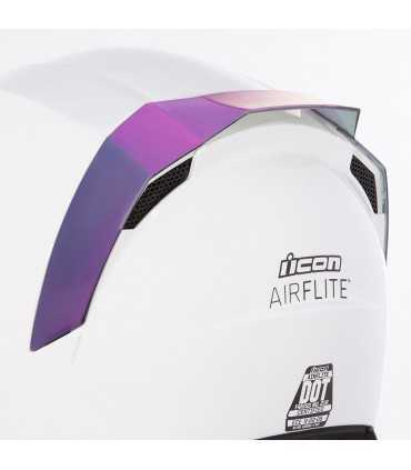 Icon Airflite rear spoilers purple
