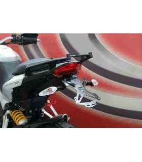 evotech License plate Ducati Multistrada '10-'14