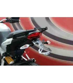 Evotech Portatarga Ducati Multistrada (2010-14) ESTR-0808