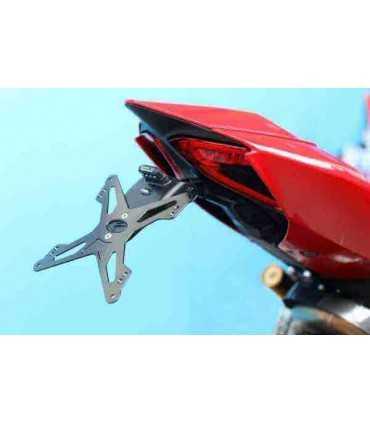Evotech support de plaque Ducati Panigale 1199 (2012-14) ESTR-0811