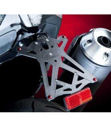 Portatarga Lightech Regolabile Yamaha T-MAX 530 12-15
